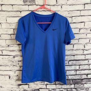 Nike Dri-Fit Training V-Neck Top